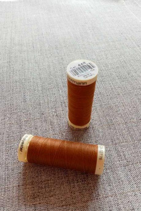 Gutermann Sew All Thread Col. 448 (tan)