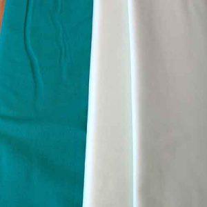 100% craft cotton by Moda (Jade, Pale Green))