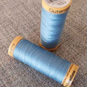 Gutermann Cotton Thread #5826 (light blue)