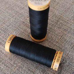Gutermann Cotton Thread #5412 (navy)