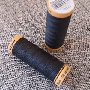 Gutermann Cotton Thread #4403 (petrol blue)