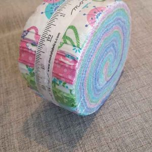 Moda Jelly Roll (Flower Sacks)
