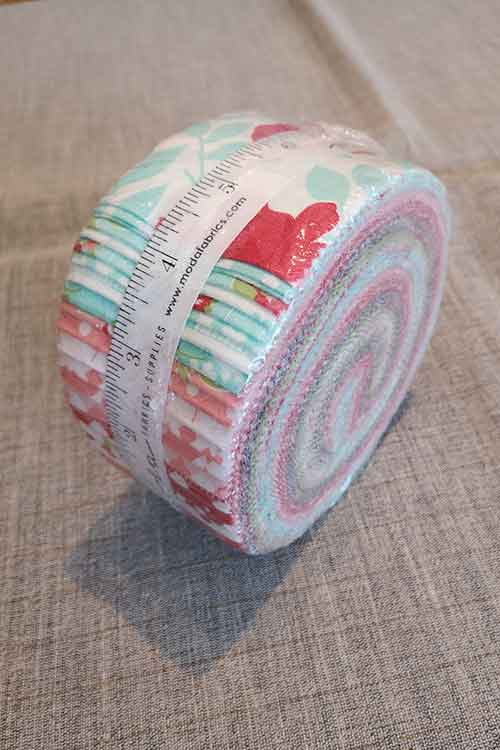 Moda Jelly Roll (Little Snippets)