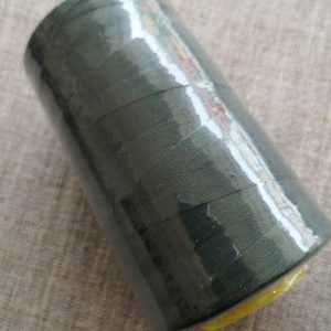 Overlocker/serger thread, 100% polyester, 5000 yds (dark green)