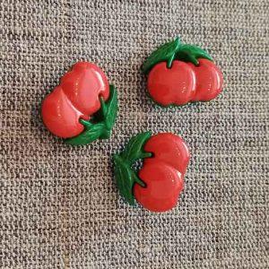 Cherry buttons (15mm)