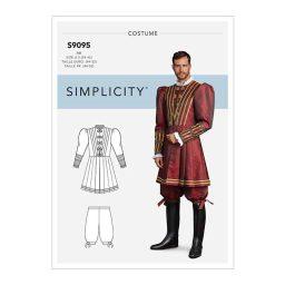 S9095 Men's Historical Costume