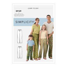 S9129 Unisex Sleepwear