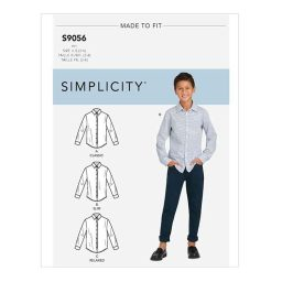 S9056 Children's & Teen Boys' Shirts