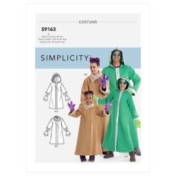 S9163 Unisex Children's, Teens' & Adults' Costumes