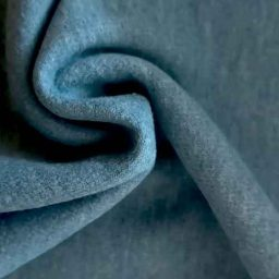 Heavy cotton-mix jersey (azure)