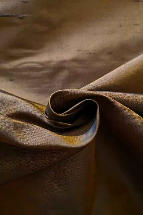 Chinese silk dupion (khaki)