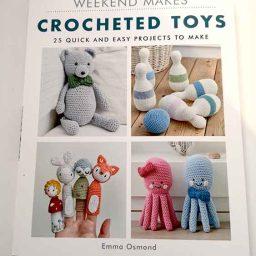 Weekend Makes: Crocheted Toys, Emma Osmond