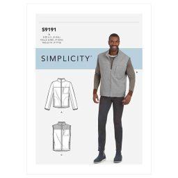 S9191 Men's Vests & Jacket