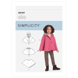 S9197 Children's Capes & Poncho
