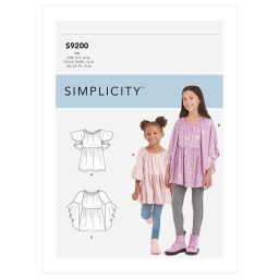 S9200 Children's & Girls' Tops