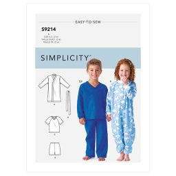 S9214 Children's Cozywear