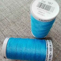 Gutermann Extra-Strong Col. 197 (turquoise)