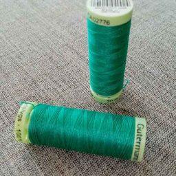 Gutermann Top Stitch thread, Col. 235 (green)