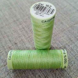 Gutermann Top Stitch thread, Col. 152 (light green)