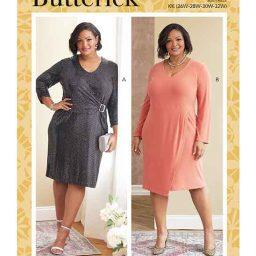 Butterick B6781 Women's Dress