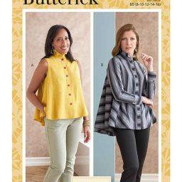 Butterick B6792 Misses' Top