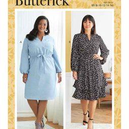 Butterick B6806 Misses' & Women's Dress