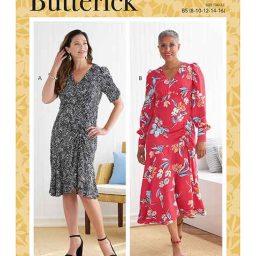 Butterick B6807 Misses' Dress
