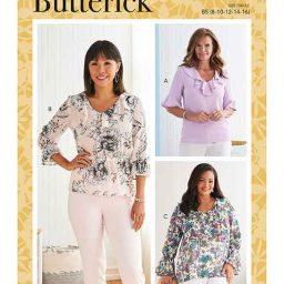 Butterick B6814 Misses' & Women's Top