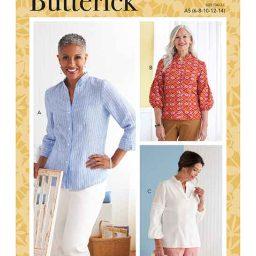 Butterick B6816 Misses' Top