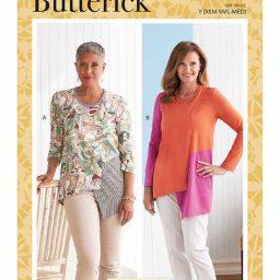 Butterick B6817 Misses' Top