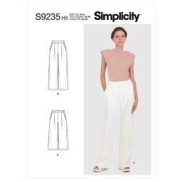 Simplicity Sewing Pattern S9235 Misses' Pants