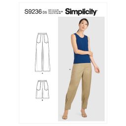 Simplicity Sewing Pattern S9236 Misses' Pants