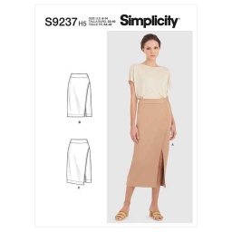 Simplicity Sewing Pattern S9237 Misses' Skirts