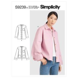 Simplicity Sewing Pattern S9239 Misses' Jackets